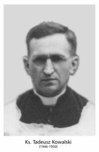Ks. Tadeusz Kowalski